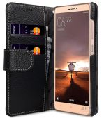 Вид 3 - Чехол Melkco Leather Series Xiaomi Redmi 3 Pro, Redmi 3S Black