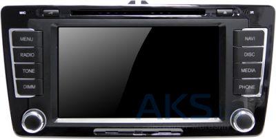 автомобильный dvd-плеер ans-620 для skoda