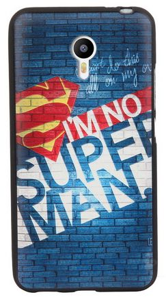 Чехол Rebus Super Hero Series Meizu M2 Note Superman