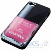 Вид 2 - Чехол Chanel Le Vernis Apple iPhone 5, iPhone 5S, iPhone SE Frisson
