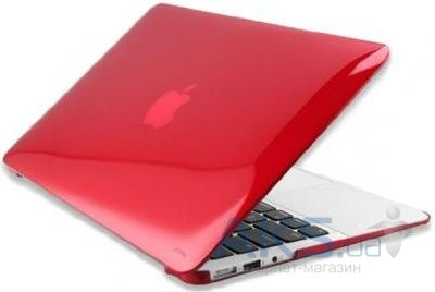 Чехол JCPAL MacBook Air 13 Matte Cherry Red (JCP2105)