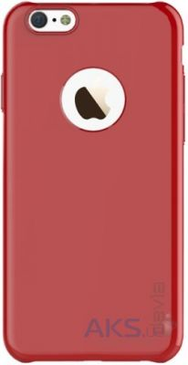 Чехол Devia Chic для Apple iPhone 6/6S Passion Red