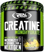 Креатин Real Pharm Creatine Monohydrate 300g кола лимон