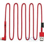 Вид 2 - Кабель USB Urbanears The Thunderous Lightning Cable Tomato (4091090)