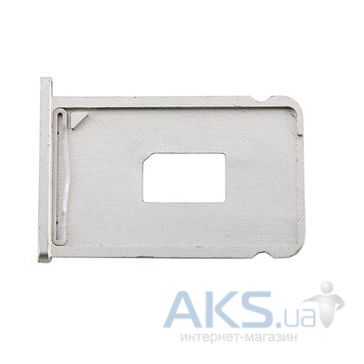 Держатель SIM-карты Apple iPhone 2G Silver