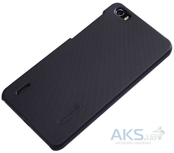 Чехол Nillkin Super Frosted Shield Huawei Honor 6 Black