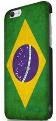 Чехол ITSkins Hamo for iPhone 6/6S Brazil (APH6-NHAMO-BRZL)