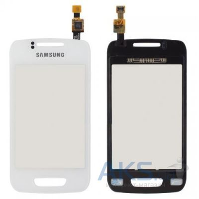 Сенсор (тачскрин) для Samsung Wave Y S5380 Original White