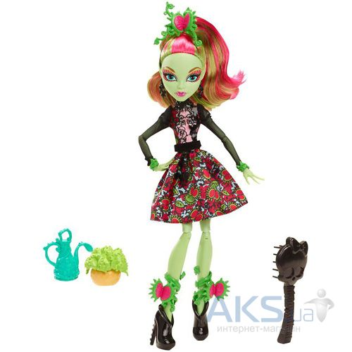 Игрушка Mattel Кукла Венера МакФлайтрап Monster High (CDC05)
