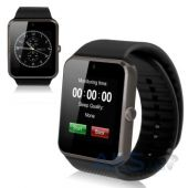 Вид 3 - Умные часы UWatch Smart GT08 Black with Black strap