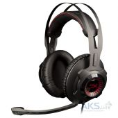 Вид 2 - Наушники (гарнитура) Kingston HyperX Cloud Revolver Gaming Headset Black/Red