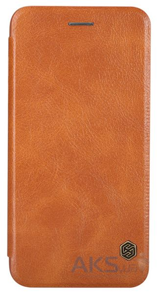 Чехол Nillkin Qin Leather Series Apple iPhone 6, iPhone 6S Brown
