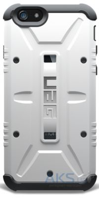 Чехол UAG Urban Armor Gear Apple iPhone 6/6S Plus Navigator White (IPH6/6SPLS-WHT-VP)