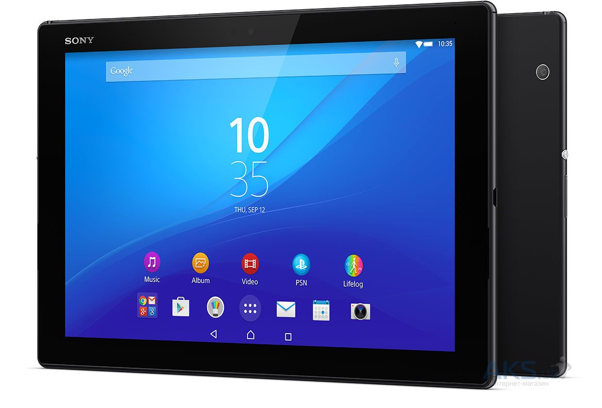 Планшет Sony SGP771 Xperia Tablet Z4 Wi-Fi + 4G Black