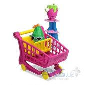 Конструктор Shopkins&Shoppies S1 - ТЕЛЕЖКА (37331)