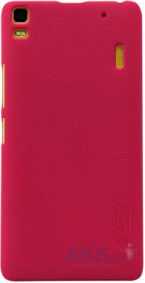 Чехол Nillkin Super Frosted Shield Lenovo K3 Note, Lenovo A7000 Red