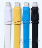 Вид 2 - Кабель USB Remax Scale Ruler Lightning Cable White