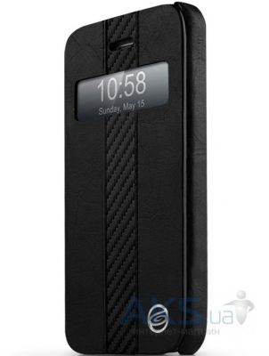 Чехол ITSkins Visionary for iPhone 5/5S Black (APH5-VSNRY-BLCK)