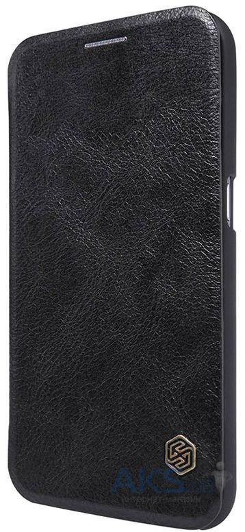 Чехол Nillkin Qin Leather Series Samsung G930 Galaxy S7 Black