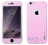Чехол Remax Pericarp Series Apple iPhone 6, iPhone 6S Pink