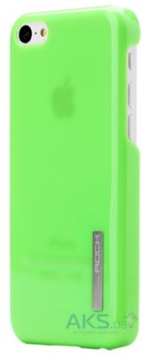 Чехол Rock Ethereal Series Apple iPhone 5C Green
