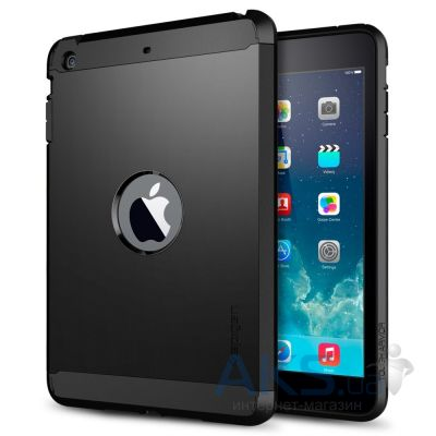 Чехол для планшета SGP Case Tough Armor Black for iPad mini Retina/iPad mini (SGP10624)