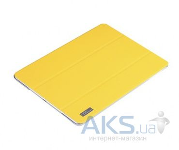 Чехол для планшета Rock Elegant Series Apple iPad Air Yellow
