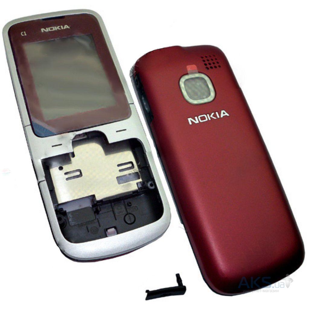 Корпус Nokia C1-01 - купить в Киеве, Харькове, Днепре ...