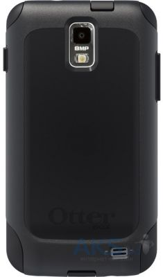 Чехол OtterBox Commuter Case black for Samsung Galaxy S II Skyrocket  (i9100) (SAM4-I727X-20-E4OTR)