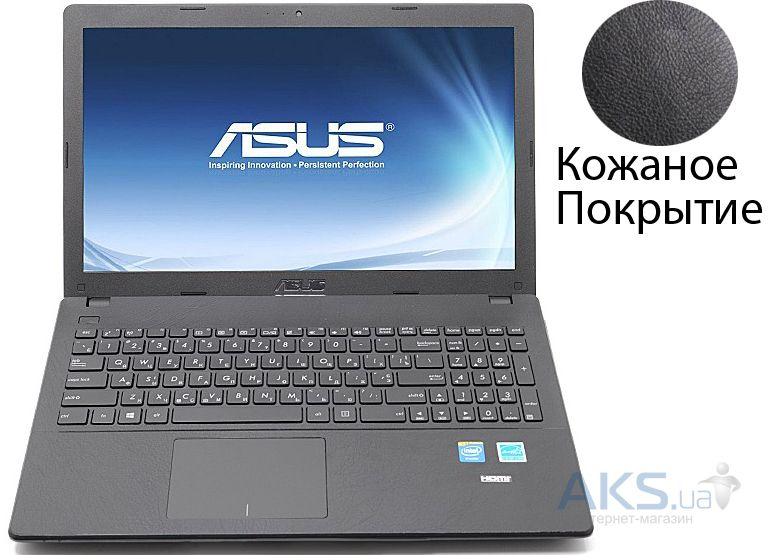 Ноутбук Asus D550MAV (D550MAV-DB01) Leather Black