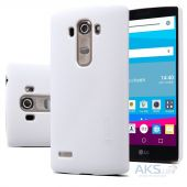 Чехол Nillkin Super Frosted Shield LG Optimus G4S H734 Dual White