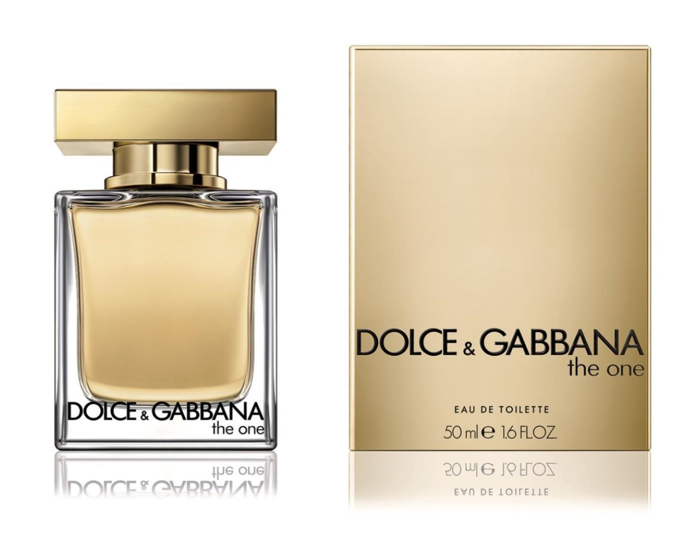Dolce&Gabbana The One Eau de Toilette Туалетная вода 50 ml