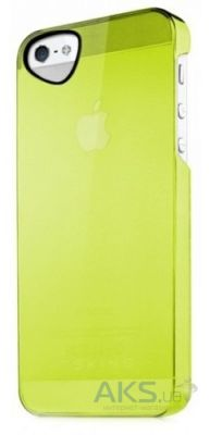 Чехол ITSkins The new Ghost for iPhone 5/5S Yellow (APH5-TNGST-YELW)