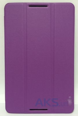 Чехол для планшета Lenovo Classic Slim Stand Leather Case for A5500 Purple