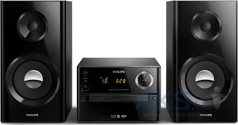 Магнитола Philips BTM2180 Black