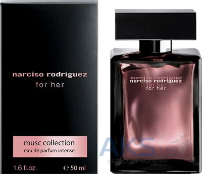 Narciso Rodriguez For Her Musc Collection Intense Парфюмированная вода 50 мл