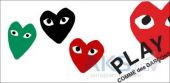 Comme des Garcons Play Red Туалетная вода 100 мл