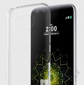 Вид 2 - Чехол Nillkin Nature Series LG G5 H860, G5 SE H845 Transparent