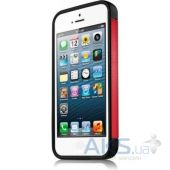 Вид 3 - Чехол ITSkins Anibal for iPhone 5/5S Red (APH5-ANIBL-REDD)