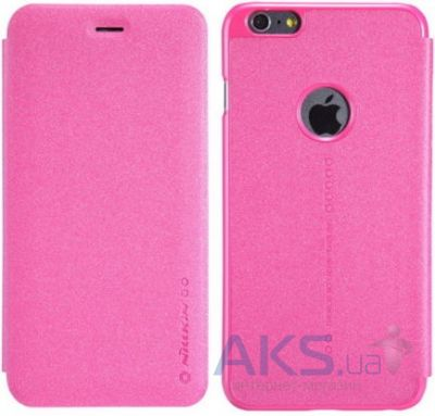 Чехол Nillkin Sparkle Leather Series Apple iPhone 6 Plus, iPhone 6S Plus Pink