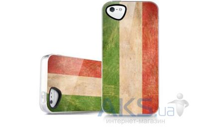 Чехол ITSkins Phantom cover case for iPhone 5/5S Italy (APH5-PHANT-ITLY)