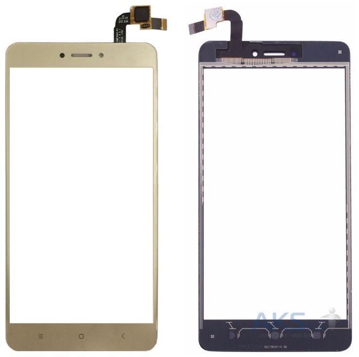 baadc8382c5b ≻ Купить тачскрин для телефона Xiaomi Redmi Note 4X Gold в Киеве и ...