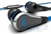 Наушники (гарнитура) SMS-Audio STREET by 50 Wired In-Ear Black (SMS-EB-BLK)