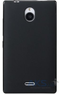 Чехол Melkco Poly Jacket TPU case for Nokia X2 Black