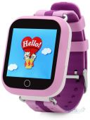 Умные часы Smart Baby Q100-S (Q750, GW200S) GPS-Tracking, Wifi Watch (Pink)