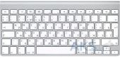 Клавиатура Apple A1314 Wireless Keyboard (MC184) aluminium