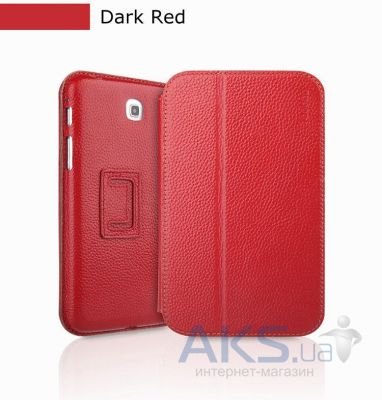 Чехол для планшета Yoobao Executive leather case for Samsung T210/211 Galaxy Tab 3 7.0 Red (LCSAMP3200-ERD)