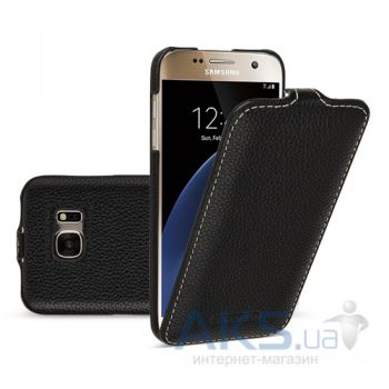 Чехол TETDED Flip Leather Series Samsung G930F Galaxy S7 Black