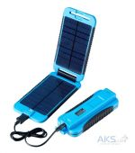 Внешний аккумулятор PowerTraveller Powermonkey Extreme Blue (PMEXT004)