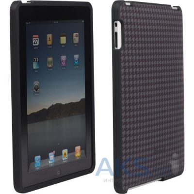 Чехол для планшета Speck Fitted for iPad Houndstooth Gray (SP-IPAD-FTD-A02A002)
